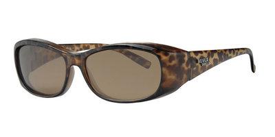 Fitover sunglasses Overzet zonnebril Sonnen Überbrillen Shield tortoise