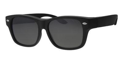Overzet zonnebril New York zwart (l/xl)