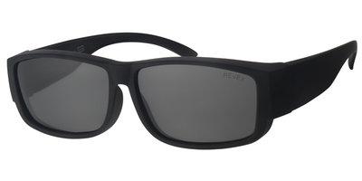 Overzet zonnebril Cover Zwart (xl/xxl)