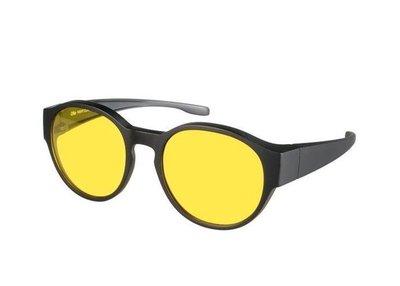 Overzet nachtbril round 22 (M)