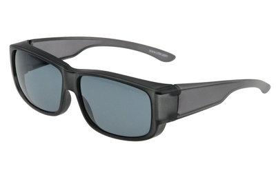 e3aacea0f99e5b Fitover Overzetzonnebril Sonnenüberbrille Lion grey