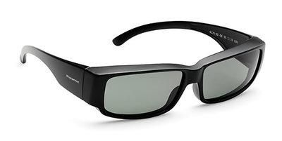 Fitover Overzetzonnebril Sonnenüberbrille Fit black